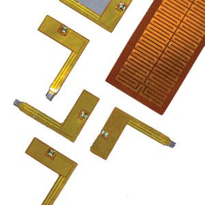 Polyimide Flexible Heaters - Zesta