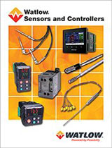 Watlow Sensors and Controllers