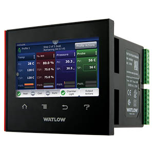 Watlow F4T with INTUITION® Controller